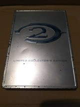 Halo 2: Limited Collector's Edition STEELBOOK (ORIGINAL Xbox 2004) GAME - $5.75