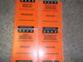 2000 Plymouth Mopar Prowler Servicio de Taller Reparación Manual Juego Con - $68.88