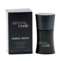 Armani Black Code Men By Giorgio Armani - Edt Spray 1 OZ - $51.43
