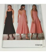 Butterick Classics Sewing Pattern 6554 Kathryn Conover New York Dress UC... - $9.00