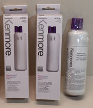 2 NEW Kenmore 469081 Replacement Refrigerator Water Filters 46-9081 4699... - $29.99