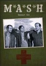 MASH TV Complete Sixth Season 6 Six Series DVD Set of Episodes Show Volu... - $28.70