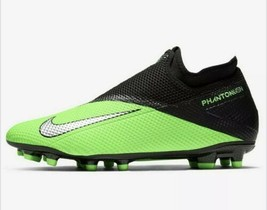 Men Nike Phantom VSN II Academy DF FG(CD4156-306)(GREEN STRIKE BLACK)Sz ... - $59.99