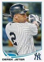 Derek Jeter 2013 Topps Mint Card #2 Picturing This New York Yankees Star... - $0.99