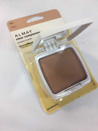 Primary image for Almay 300 Medium Clear Complexion Pressed Powder Blemisheal Face Makeup
