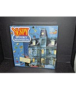I Spy Spooky Mansion Board Game Briarpatch Scholastic Ages 5+ New Sealed... - $24.74
