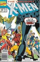 The Uncanny X-Men Comic Book #273 Marvel Comics 1991 VERY FINE- - $3.75