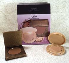 Tarte Glow Girls Bronze & Glow Highlight Duo - 2 Pc. Set - BOXED - $13.36