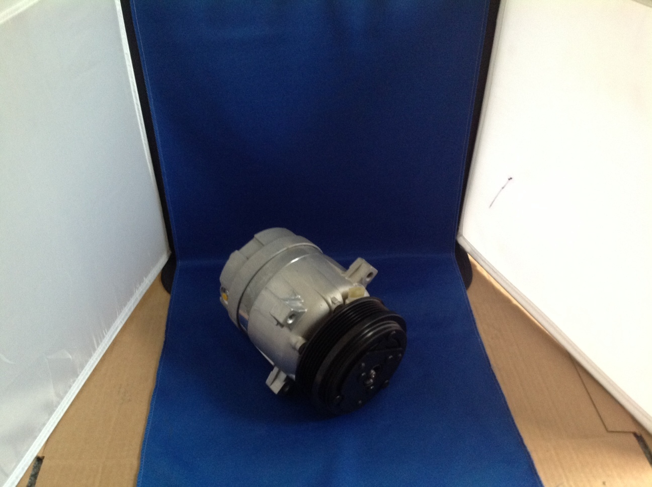 99 03 chevy s10 gmc sonoma 2.2 pickup truck ac air conditioning compressor with clutch