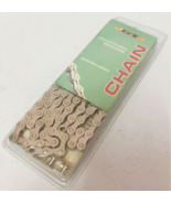 NOS BMX GT WING CHAIN Z410 1/2INX1/8IN HIGH PERFORMANCE BUSHINGLESS FREE... - $80.00