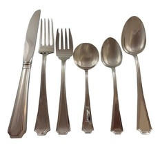 Fairfax by Gorham Sterling Silver Flatware Set 8 Service 63 Pieces Place Size - $4,995.00