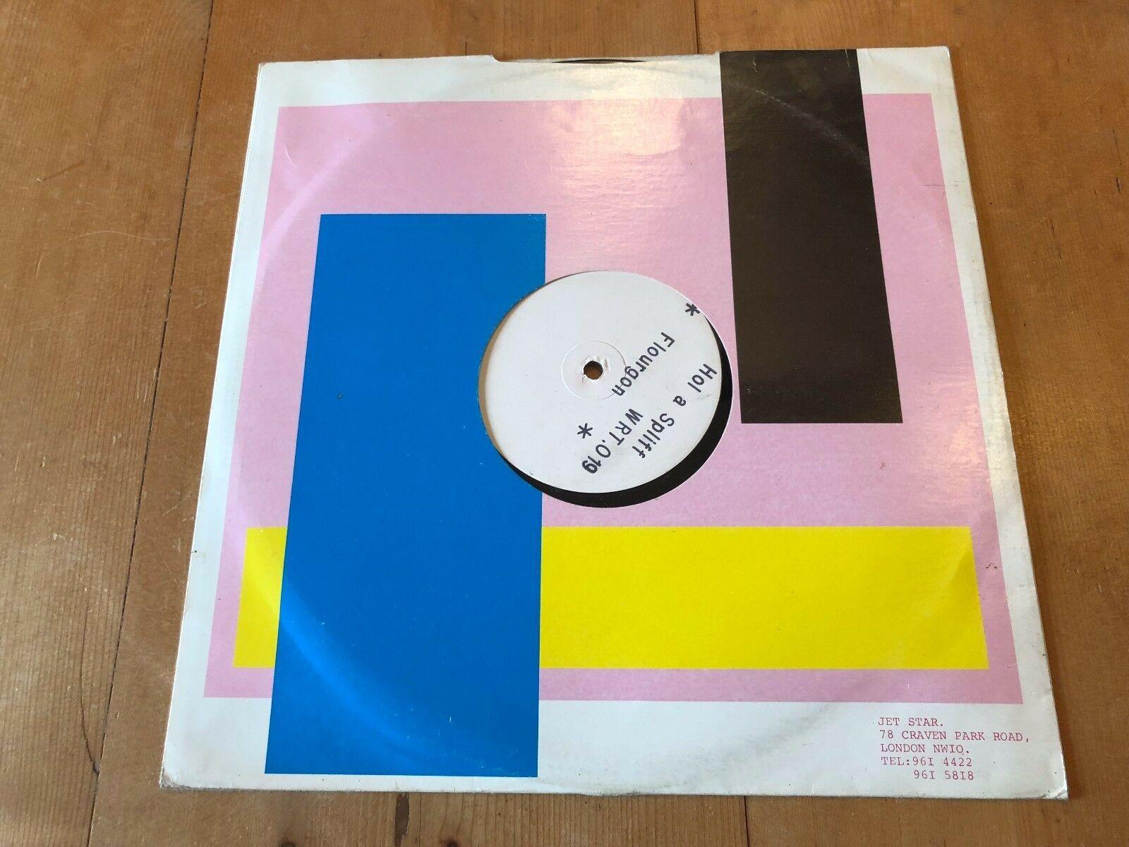 HOLA CANUTO / WRT 019 / FLOURGON RAP HIP HOP VINILO 30.5cm SOLO RECORD
