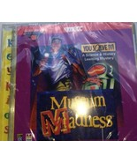 1993 Museum Madness CD-Rom PC Game RARE VINTAGE COLLECTIBLE-SHIPS WITHIN... - $24.12