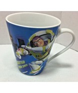 Disney TOY STORY Mug Buzz Lightyear  At Your Service Disney Pixar MUG - $14.99