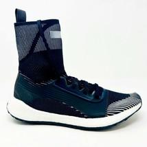 Adidas x Stella McCartney PulseBoost HD Mid Utility Black Womens EG1067 - $89.95