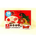 NEW SEALED Atari Flashback 20 Games Centipede Millipede Yars Revenge Bow... - $13.99