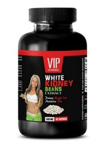 naturally boost metabolism - White Kidney Beans 500mg - eye health vitam... - $14.92