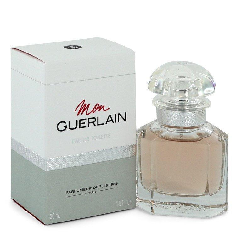 Mon Guerlain by Guerlain Eau De Toilette Spray 1 oz