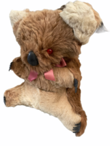 "Vtg Genuine Fur Stuffed Made Australia Australian Koala Bear 11"" Plush Joey Cub image 5"