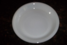 "9"" White Corning Ware Pie Plate - $17.59"