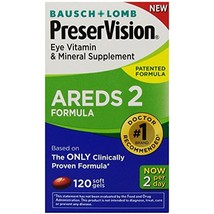 PreserVision AREDS 2 Eye Vitamin & Mineral Supplement With Lutein And So... - $34.16