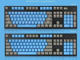 Geekstar GK710-2 Mechanical Gaming Keyboard English Korean Kailh Optical Switch image 8