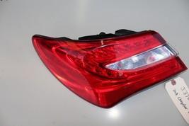 2011-2014 CHRYSLER 200 DRIVER LEFT SIDE TAIL LIGHT J3761 - $116.62