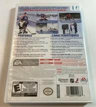 NHL Slapshot (Nintendo Wii, 2010) Complete Game image 2
