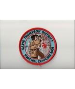 2008 David Thompson District Port Hill Camporee patch - $5.94