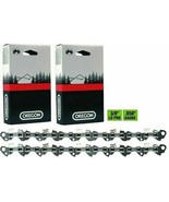 "2 Pack, Oregon 91PX050G 50 Drive Link Chain Loop 3/8"" Pitch x .050""Gauge - $18.31"