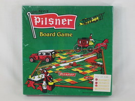 Old Style PILSNER Beer Drinking Board Game New Sealed in Plastic ## - $22.37