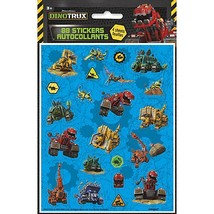 Dinotrux Sticker Sheets [4 per Pack]  - £4.55 GBP