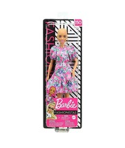 NEW SEALED Barbie Fashionistas Doll #150 Bald No Hair - $15.83