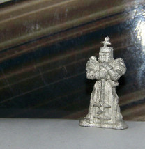 Vintage Dungeons & Dragons Rare Metal Miniature D&D Ral Partha Hero Paladin - $17.99