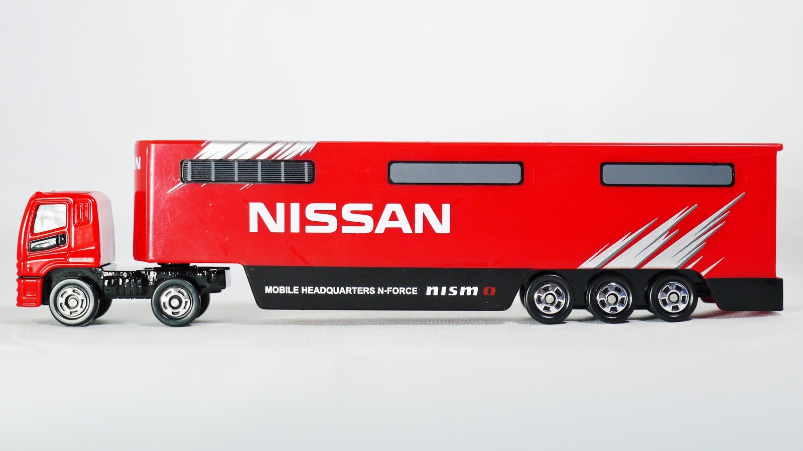 Takara Tomy Tomica Toys Rus Exclusive Nissan And 50 Similar Items Diecast Truck No77 Hino Profia Original Toysrus Nismo Mobile Headquarters N Force