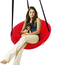 Chair hanging disc hammock swing for kid and adult, Svava Relax Seat Swing 80 cm - $99.90