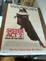 Sister Act 2 Movie Poster - $19.95