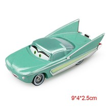 "Disney Pixar Cars 2 ""Flo"" Diecast Vehicle Kids Toys  - $8.49"