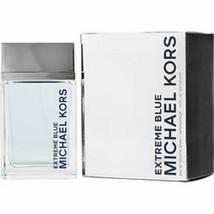 Michael Kors Extreme Blue Edt Spray 4 Oz For Men - $96.32