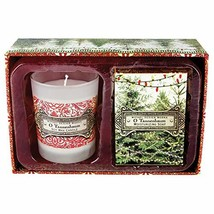 Michel Design Works Candle and Soap Gift Set, O Tannenbaum - $19.43