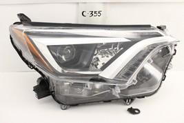 Oem Headlight Head Light Lamp Headlamp Toyota RAV4 16 17 18 Led High Intensity - $346.50