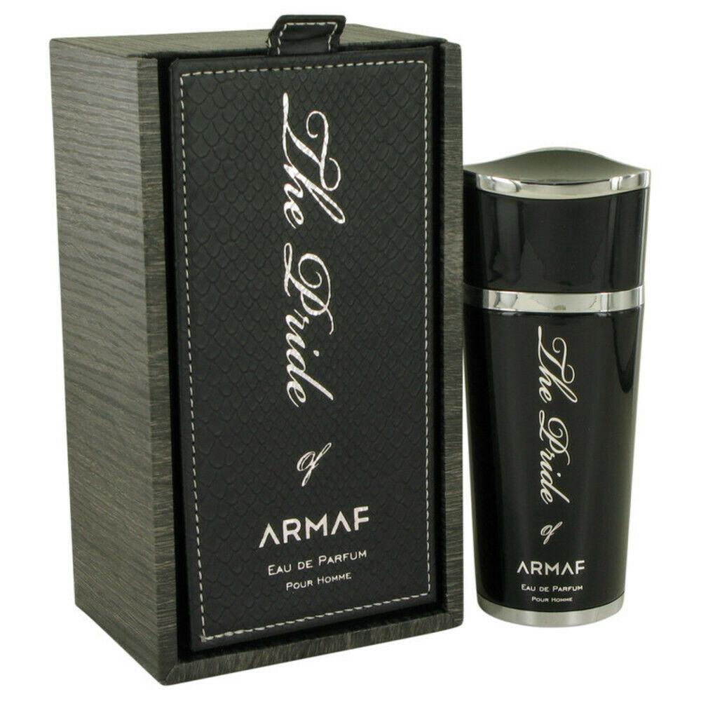 The Pride Of Armaf By Armaf Eau De Parfum Spray 3.4 Oz For Men - $50.41