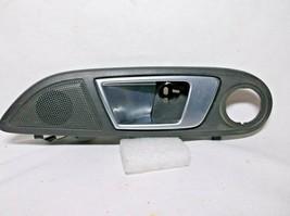 11-12-13-14-15-16-17-18 Ford Fiesta / Driver Front Door HANDLE/SPEAKER - $29.70