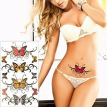 Tattoo Sticker Butterfly Temporary 17*10cm Waterproof - $4.99
