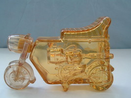 Vintage 70's Avon Motorcycle Mini-Bike Wild Country After Shave Decanter... - $11.88