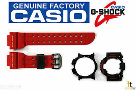 CASIO G-Shock Frogman GWF-T1030A-1J G-Shock Red BAND & BEZEL (Both) Combo - $224.95