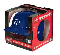 Kansas City Royals MLB Rawlings Replica MLB Baseball Mini Helmet - $15.78