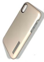 Incipio DualPro Serie Case for Apple iPhone X / Xs Dual Layer Rose Blush   - $5.94