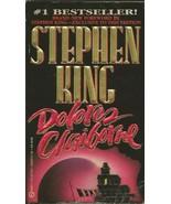 VINTAGE 1993 Stephen King Dolores Claiborne Paperback Book - $9.89
