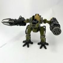 G I Joe Steel Marauder 2010 Battle Combat Suit Armor Vehicle  - $28.04